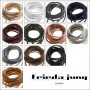 Cord laces - Round shoelaces 4mm Medium Brown